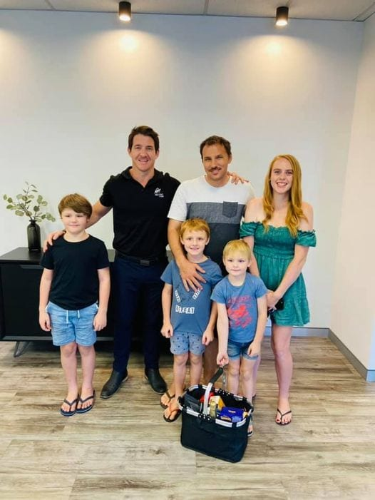 Joshua & Stephanie/ Johnson Family